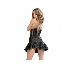Платье с открытой грудью «Black Level Surprise» (Фото 1)