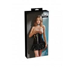 Платье с открытой грудью «Black Level Surprise» (Фото 2)