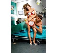 Игровой костюм «Нескромная медсестра» (Фото 1)