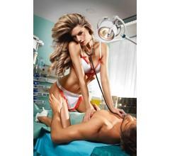 Игровой костюм «Нескромная медсестра»