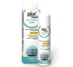 Нейтральный лубрикант PJUR MED Natural glide 100 ml