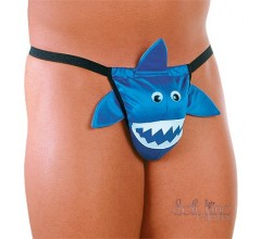 Стринги для мужчин «Акула»