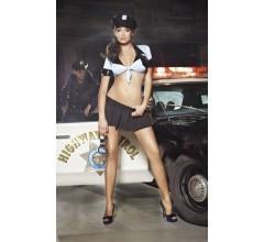Костюм полицейского «BACI DREAMS» (Фото 2)