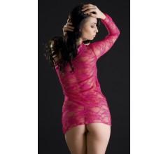Платье и стринги «Erolanta Pink» (Фото 1)