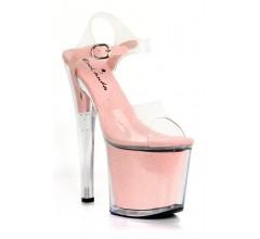 Стрип обувь «Erolanta Pink»