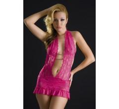 Эротичное монокини «Erolanta Pink»