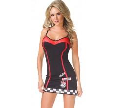 Облегающее платье «RACING»