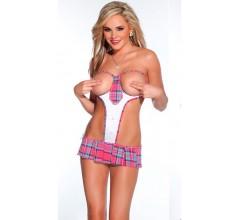 Откровенный костюм школьницы «SCHOOL GIRL»