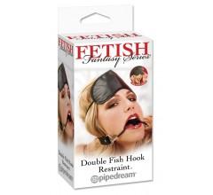 Расширитель для рта «Double Fish Hook Restraint» арт.PD2169-00