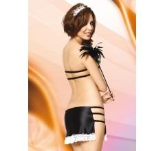 Эротический костюм горничной «SLC» (Фото 1)