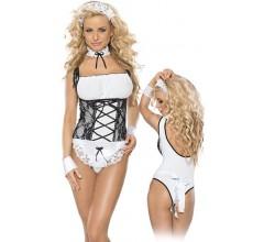 Игровой костюм горничной «ROXANA» арт.661401