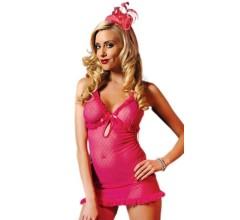 Розовое платье «Seven' til Midnight» арт.9337