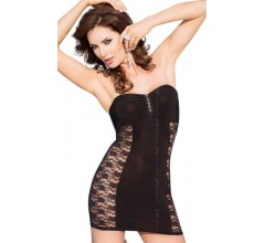 Платье без бретелей «SLC»