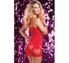 Бесшовное платье «Seven'til Red» (Фото 1)