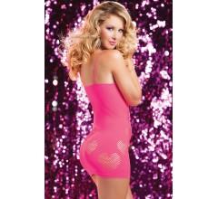 Бесшовное платье «Seven'til Pink» арт.9701 (Фото 1)