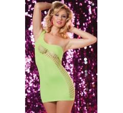 Платье с рисунком «Seven'til Lime» арт.9695