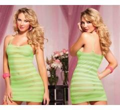 Платье в полоску «Seven'til Lime» (Фото 2)