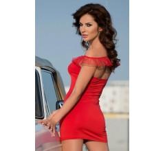 Платье «SCARLETT RED» (Фото 1)