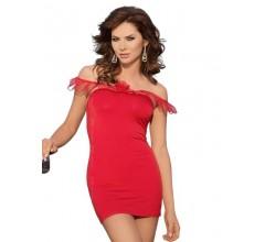 Платье «SCARLETT RED»