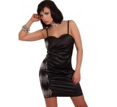 Атласное платье «Hathor»