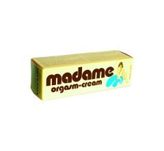 Возбуждающий крем для женщин «Madame Orgasm» 18 ml