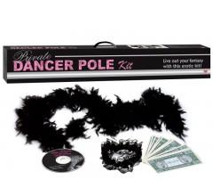 Танцевальный шест «Private Dancer Pole Kit» арт.TS1014587