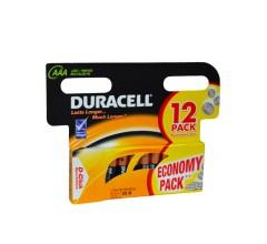 Щелочные батарейки типа AAA «DURACELL» 1 шт.