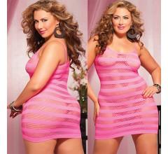 Платье в полоску «Seven'til Pink» (Фото 2)