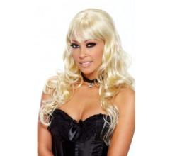 Кудрявый парик-блонд «LUSCIOUS BLONDE» арт.EF-WG-11