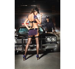 Игровые чулки «Police» (Фото 2)