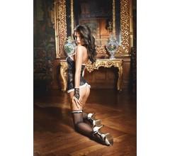 Игровые чулки «French Maid» (Фото 1)