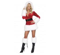 Новогодний костюм «Snow Maiden» арт.7176-1