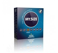 Презервативы «MY.SIZE 53» стандартные