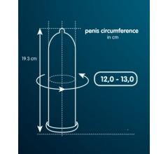 Презервативы «MY.SIZE 60» увеличенные (Фото 1)