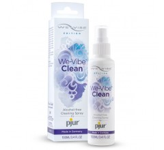 Очищающий спрей «We-Vibe Clean - made by pjur®»